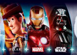 Disney+ llega en noviembre a Latinoamérica