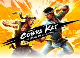 Cobra Kai llega a tu consola favorita como videojuego