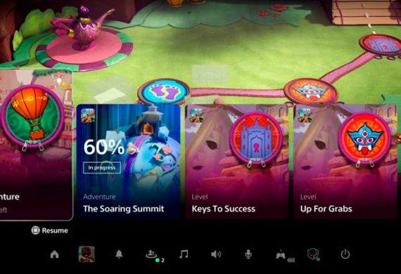 Primeras imágenes: Así se verá y sentirá la PS5
