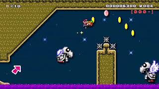 Speedrun de 20 segundos – Super Mario Maker