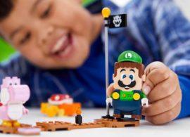 Lego Luigi llega para acompañar a Lego Mario