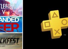 Battlefield V llega en mayo para PlayStation Plus