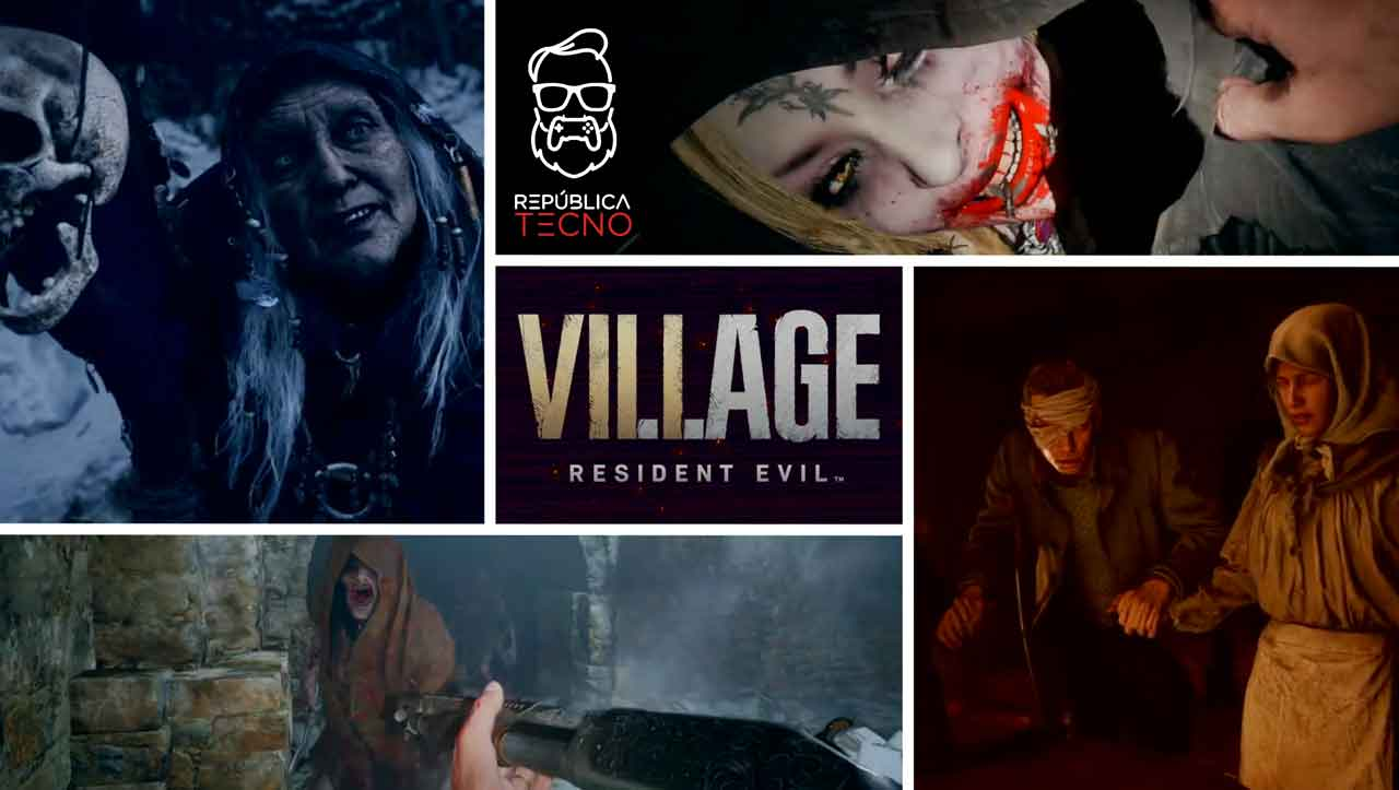 Una hora de Resident Evil Village – Demo – Villa y Castillo [GAMEPLAY]