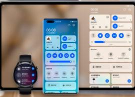Estos son los nuevos productos de Huawei con HarmonyOS