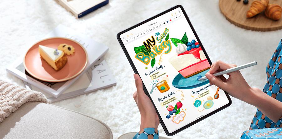 Huawei MatePad Pro es la nueva tableta de Huawei. Foto: Huawei