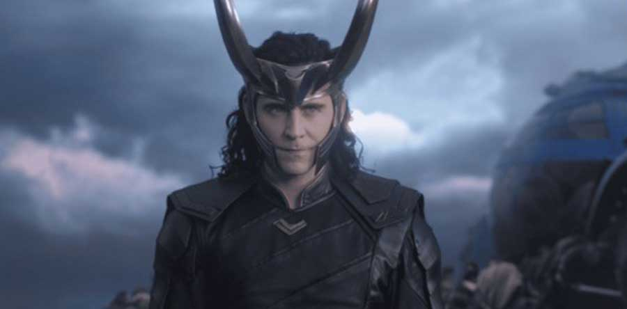 ¡Arrodíllense ante Loki! Foto: The Walt Disney Company