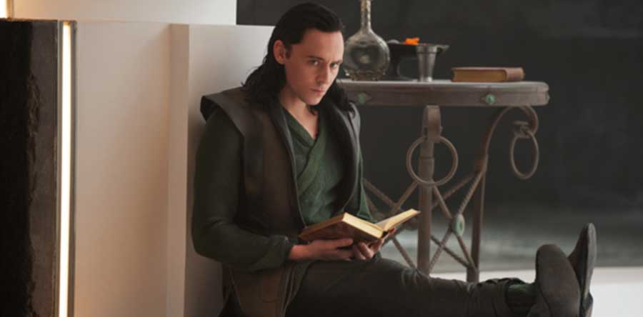 Loki oculta bien su tristeza. Foto: The Walt Disney Company