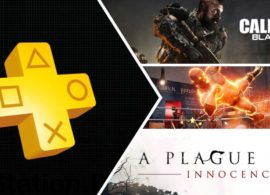 PlayStation Plus trae mucha guerra y mucha lucha para julio