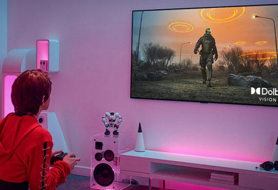 Game Dashboard y Dolby Vision, las dos funciones para gamers de las TV OLED de LG