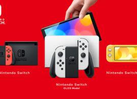 La nueva Nintendo Switch OLED llega en octubre