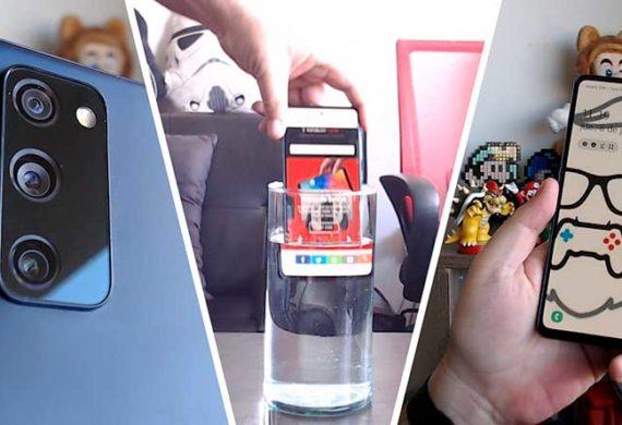 4 impresionantes características del Samsung Galaxy S20 FE