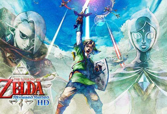 Una historia, dos mundos: llegó The Legend of Zelda: Skyward Sword HD