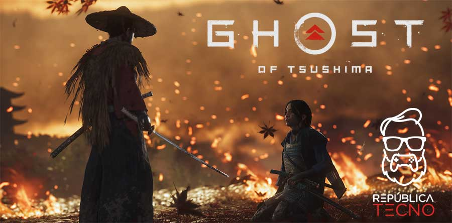 Ghost of Tsushima - tráiler de historia (PS4)