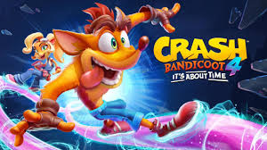 Crash Bandicoot 4: It's about time - ¡YA ERA HORA!