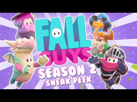 Fall Guys, segunda temporada (primer vistazo)