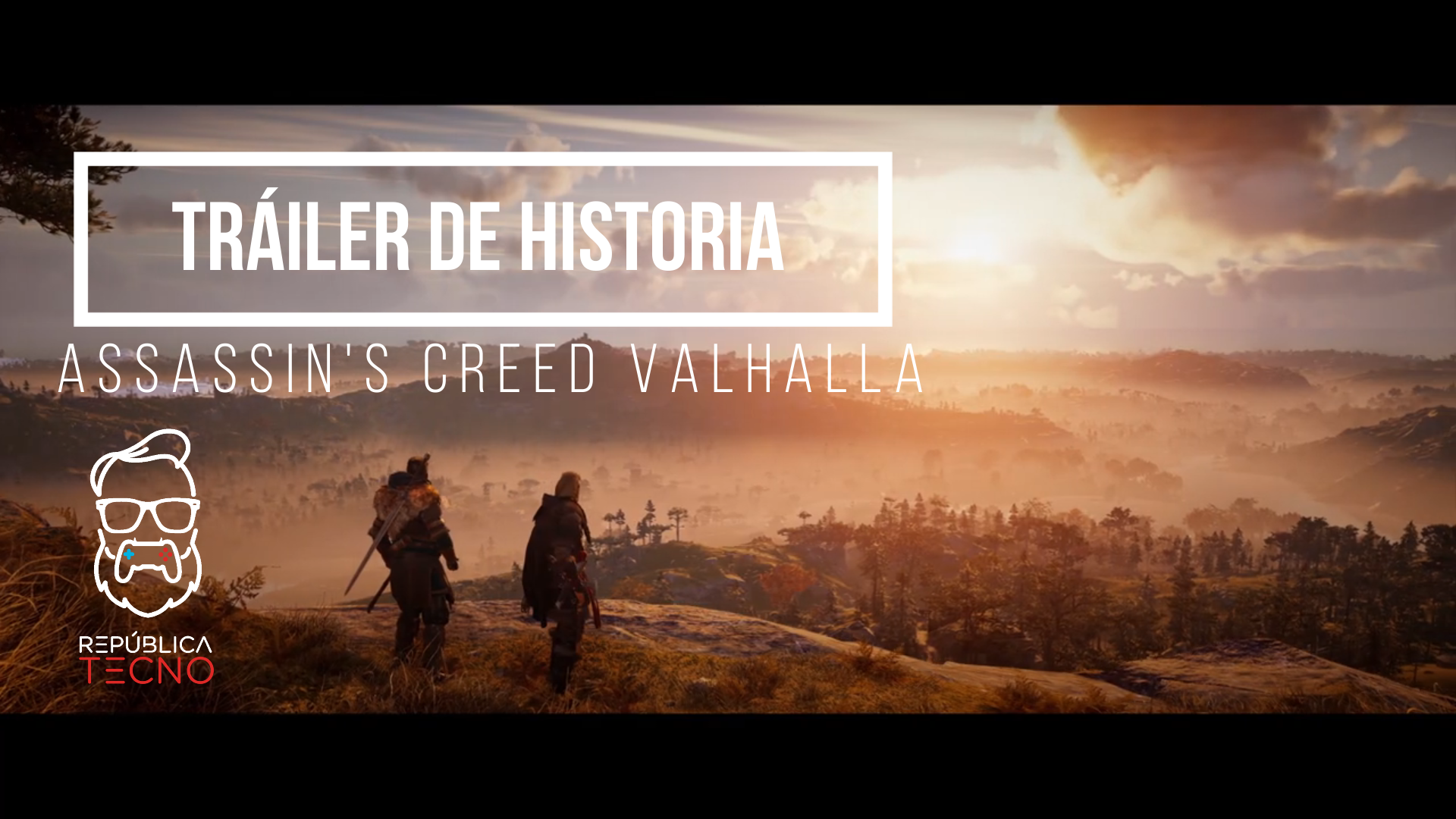 Assassin's Creed Valhalla - tráiler de historia
